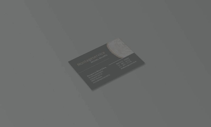 Projekt Montageservice